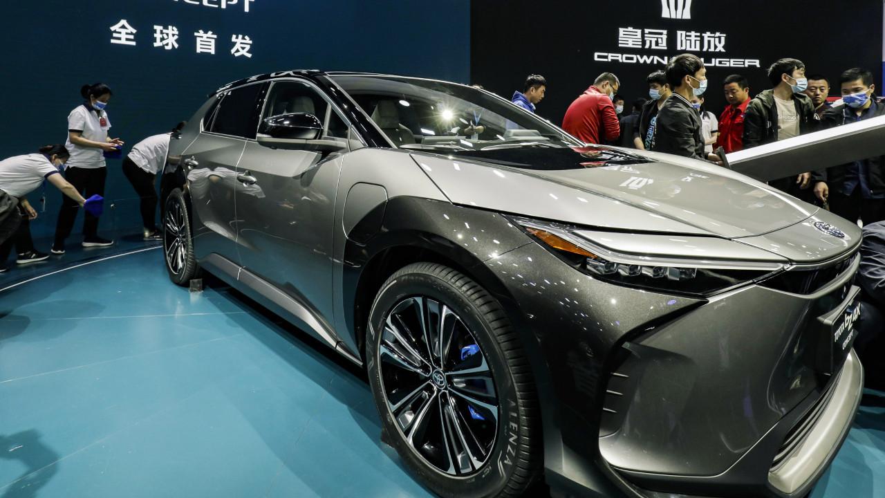 Toyota bunu ilk kez yapıyor!