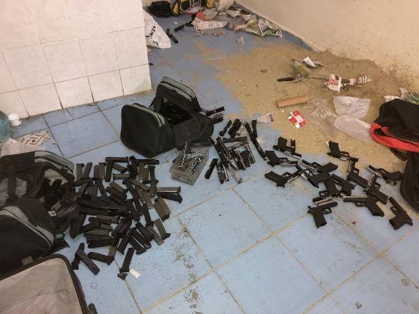 Bağcılar'da kaçak silah imalathanesine operasyon - Sayfa 2