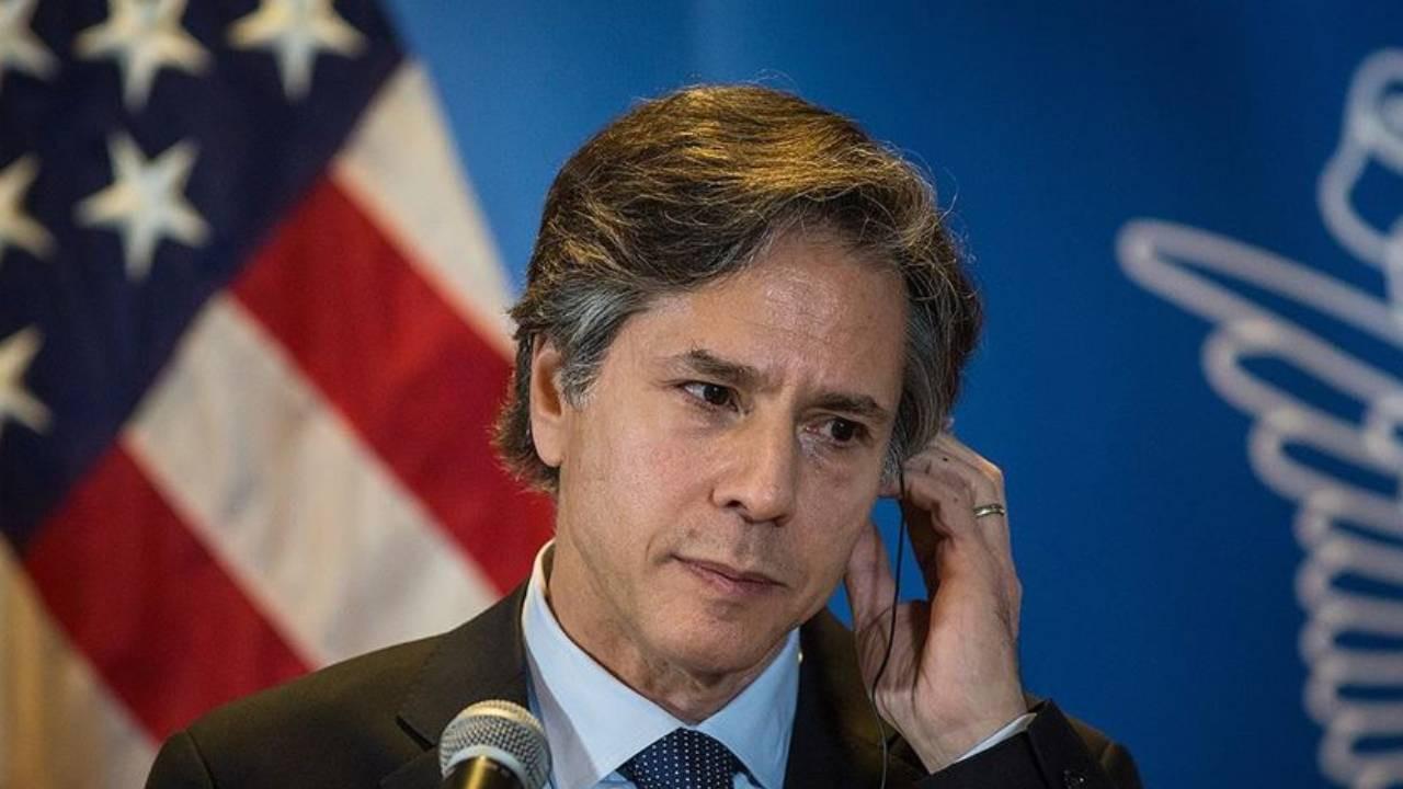 ABD Dışişleri Bakanı Blinken'dan Çin itirafı