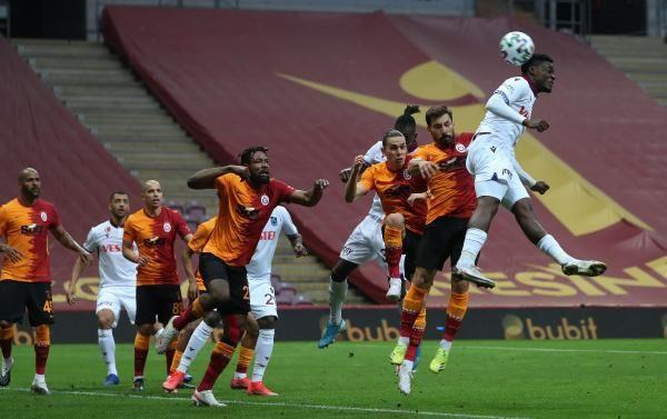 Galatasaray evinde Trabzonspor'la berabere kaldı - Sayfa 2