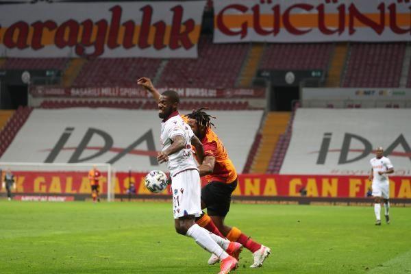 Galatasaray evinde Trabzonspor'la berabere kaldı - Sayfa 3