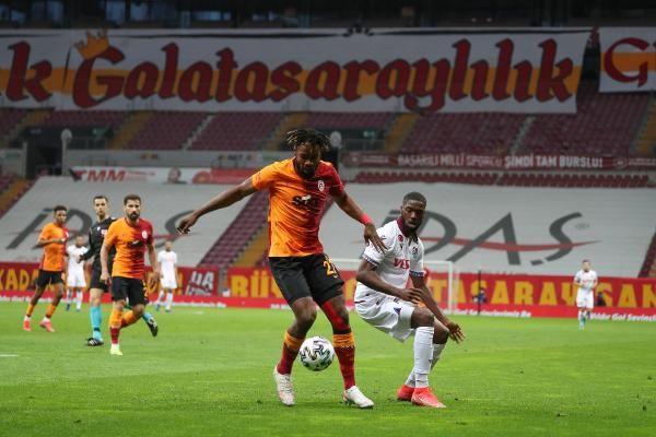 Galatasaray evinde Trabzonspor'la berabere kaldı - Sayfa 4
