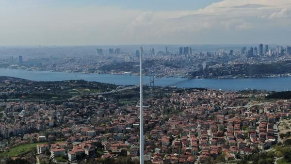 Türkiye'nin en uzun bayrak direği Çamlıca Tepesi'nde - Sayfa 4