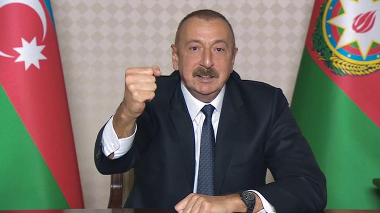 Azerbaycan Cumhurbaşkanı İlham Aliyev'den çok net mesaj; Ermenistan istese de istemese de çözeceğiz