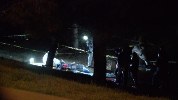 Sancaktepe TEM kenarında bir kişi öldürülmüş halde bulundu - Sayfa 1
