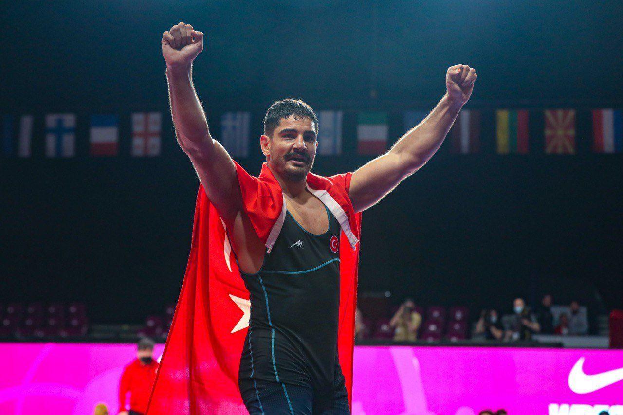 Taha Akgül 8. kez Avrupa şampiyonu oldu - Sayfa 2
