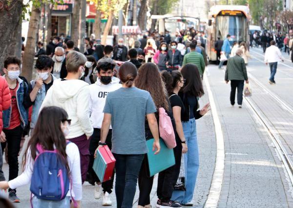 Eskişehir'de 3 günlük kısıtlama öncesi sokaklar doldu - Sayfa 2