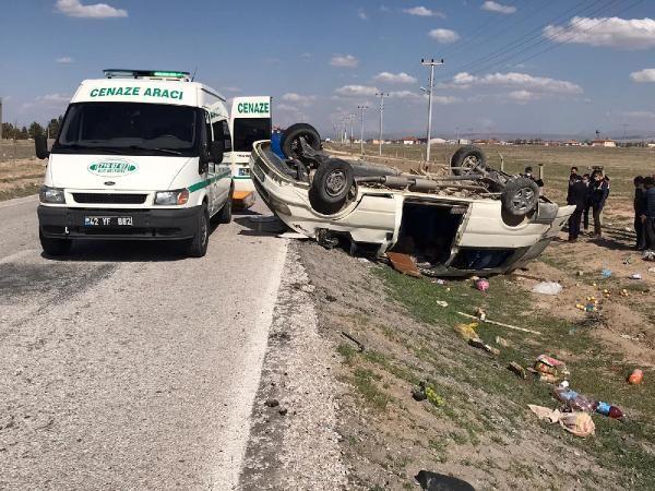 Tarım işçilerini taşıyan minibüs takla attı; 2 kişi hayatını kaybetti - Sayfa 3