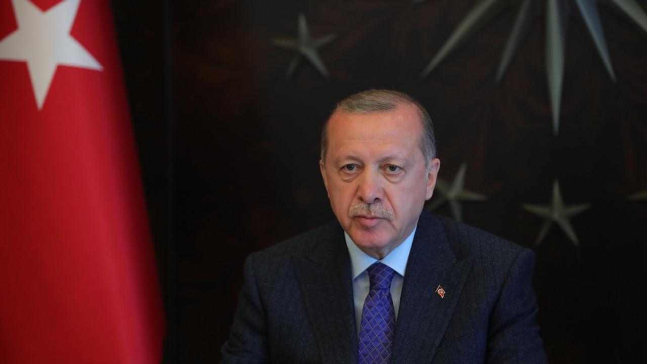 Cumhurbaşkanı Erdoğan, İklim Zirvesi'nde konuştu