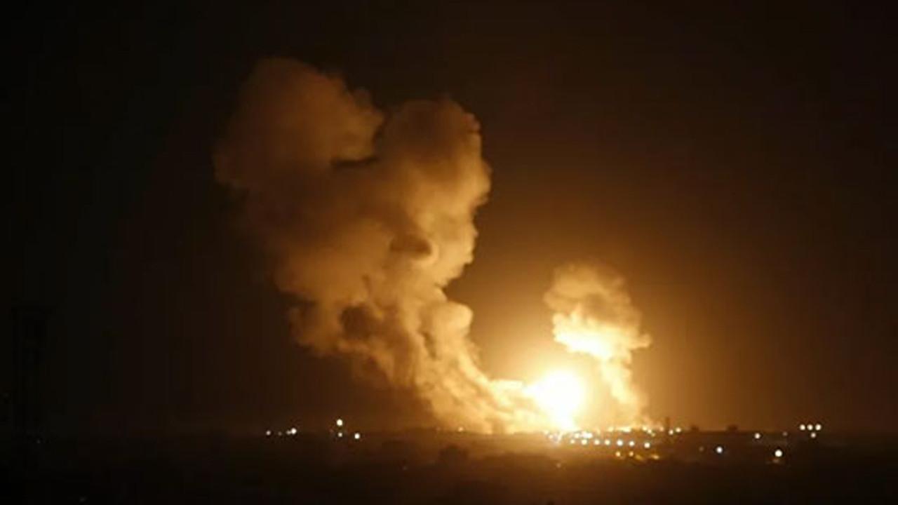 İsrail'de nükleer tesis yakınında patlama!