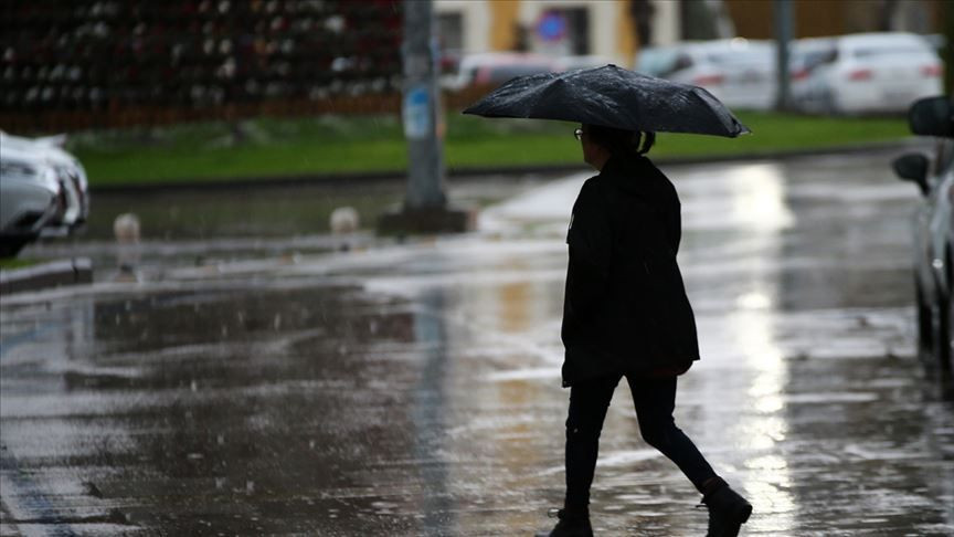 Meteoroloji'den bu iller için sağanak yağmur uyarısı - Sayfa 1