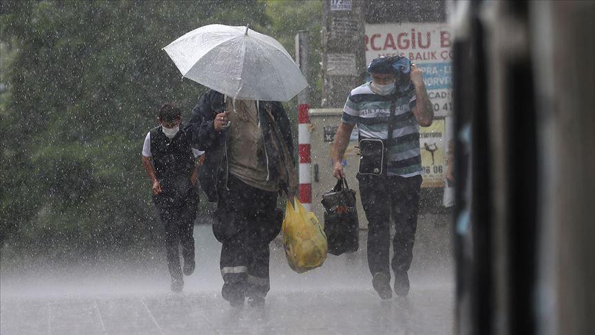 Meteoroloji'den bu iller için sağanak yağmur uyarısı - Sayfa 4