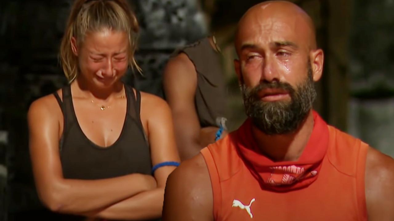 Survivor Çağrı diskalifiye mi oldu ve yarışmadan neden ayrıldı? Acun Ilıcalı Survivor yarışmacılarını gözyaşlarına boğdu!
