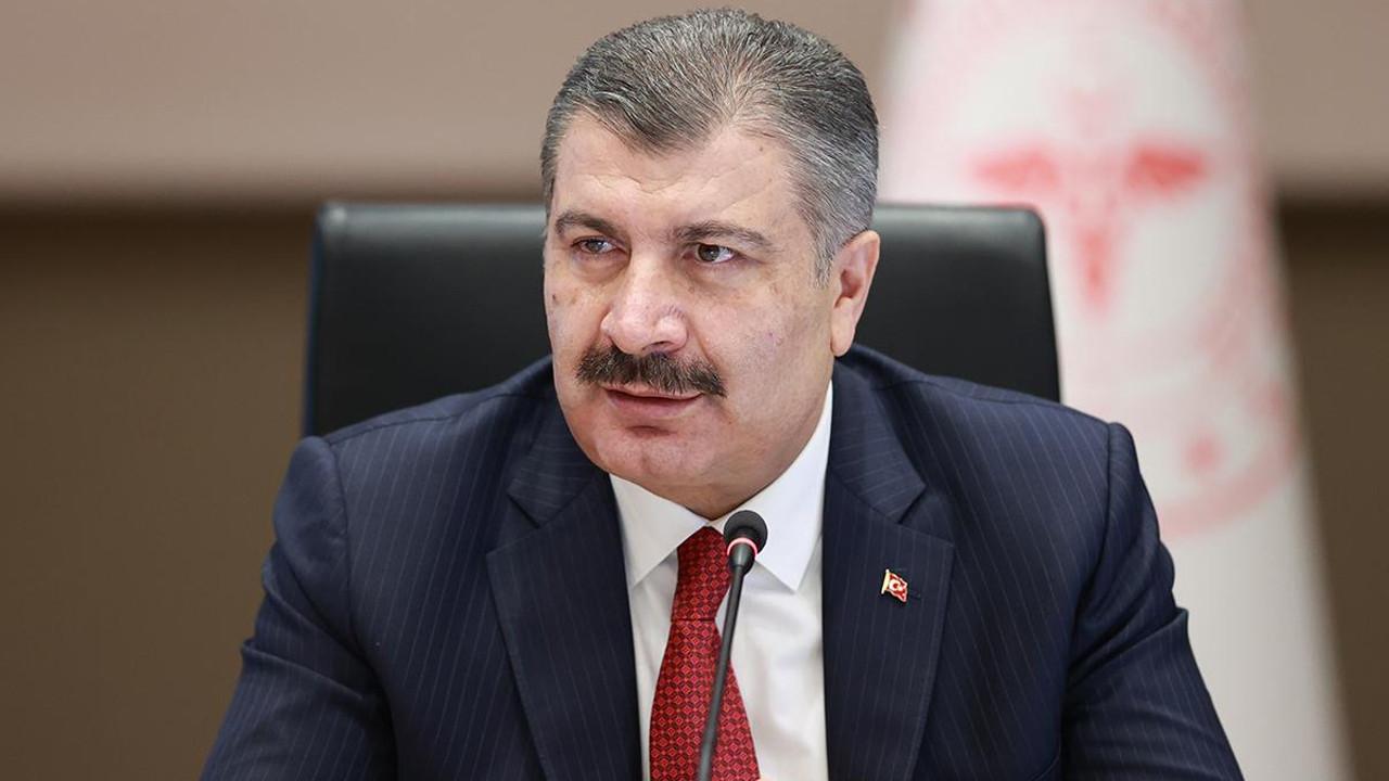 Sağlık Bakanı Fahrettin Koca'dan umut veren açıklama; İstanbul için bir iyi bir kötü haber