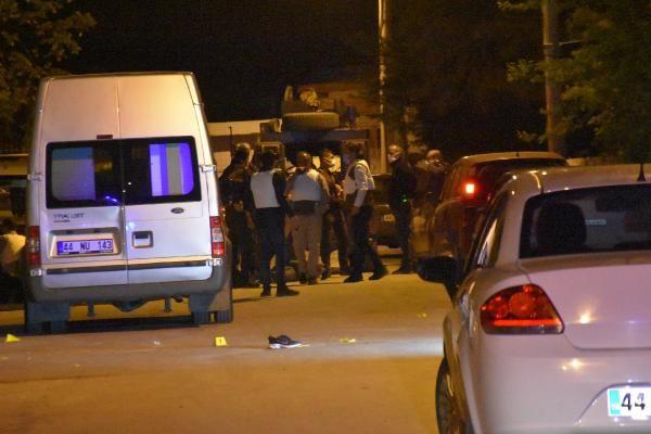 Malatya'da husumetliler arasında silahlı çatışma: 9 gözaltı - Sayfa 1