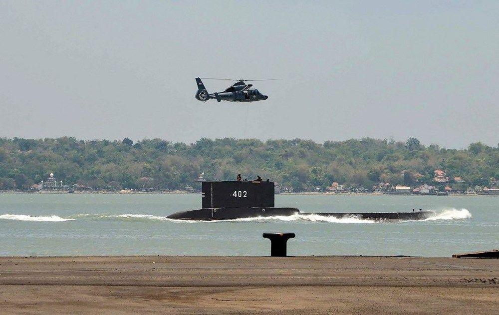 Endonezya'da kayıp denizaltının enkazına ait parçalara ulaşıldı - Sayfa 3