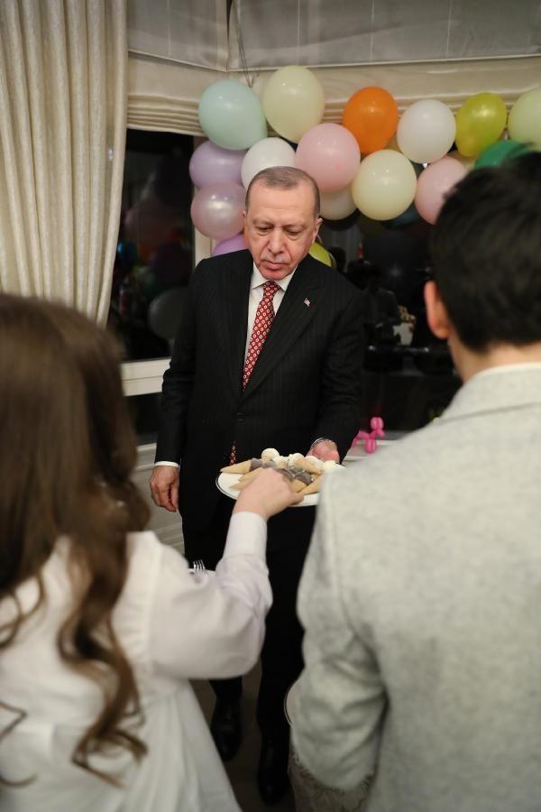 Cumhurbaşkanı Erdoğan çocuklarla iftar yaptı - Sayfa 3