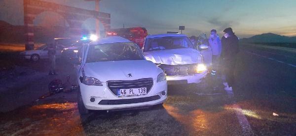 Adıyaman'da iki otomobil çarpıştı: 1 ölü, 2 yaralı - Sayfa 3