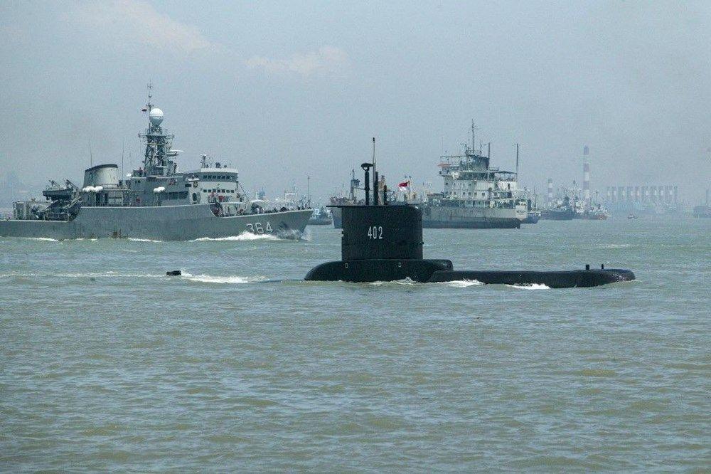 Endonezya'da kayıp denizaltının enkazına ait parçalara ulaşıldı - Sayfa 2