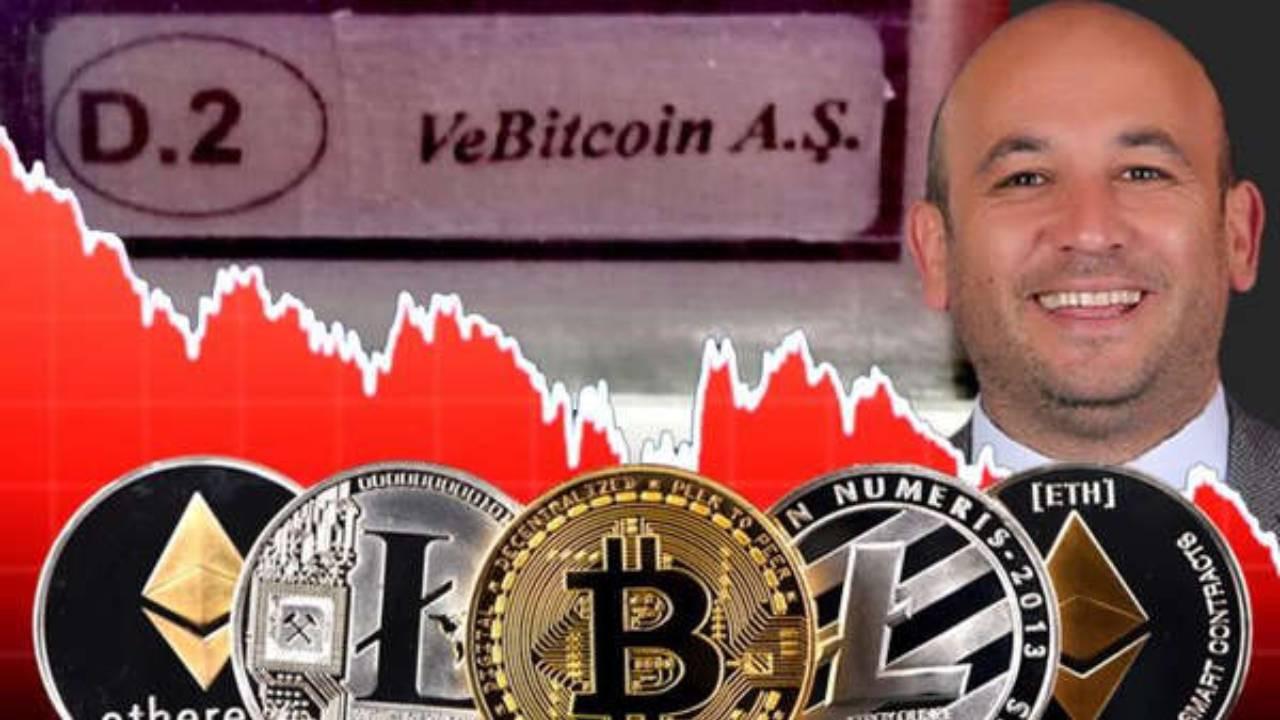 Thodex'in ardından Vebitcoin şoku! 4 kişi gözaltına alındı
