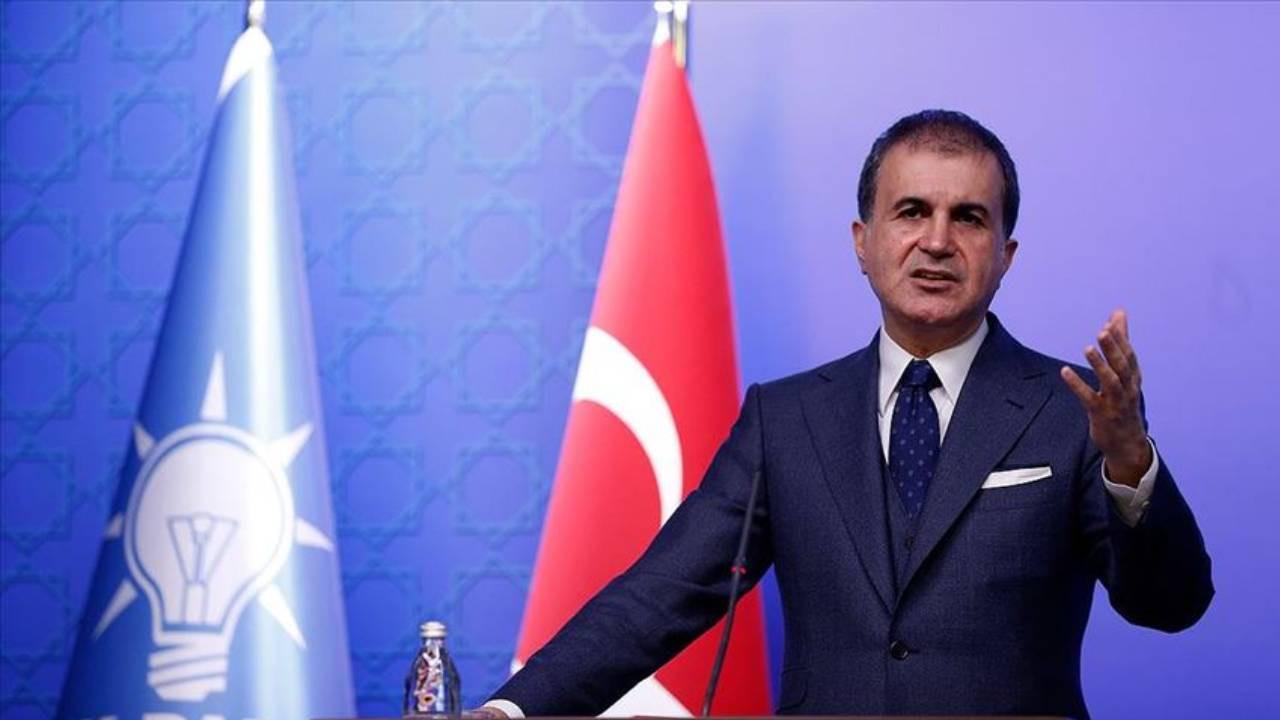 AK Parti Sözcüsü Çelik'ten Biden'a sert tepki! 'Şiddetle kınıyoruz'