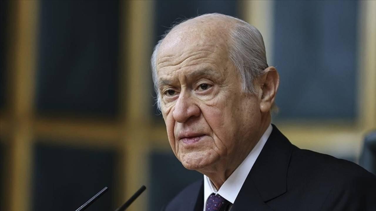 MHP lideri Bahçeli'den Biden'ın açıklamasına sert tepki