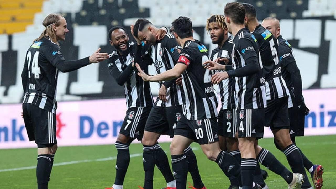 Beşiktaş 3 - 1 Kayserispor
