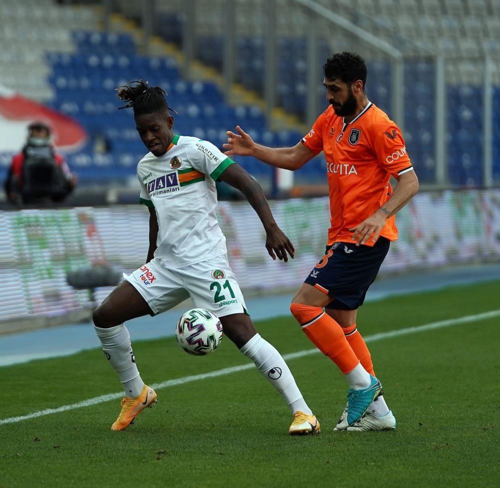 Medipol Başakşehir 0-0 Aytemiz Alanyaspor (Maç sonucu) - Sayfa 4