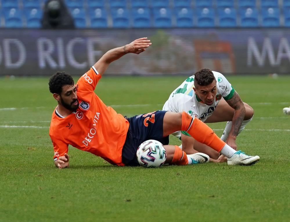 Medipol Başakşehir 0-0 Aytemiz Alanyaspor (Maç sonucu) - Sayfa 1