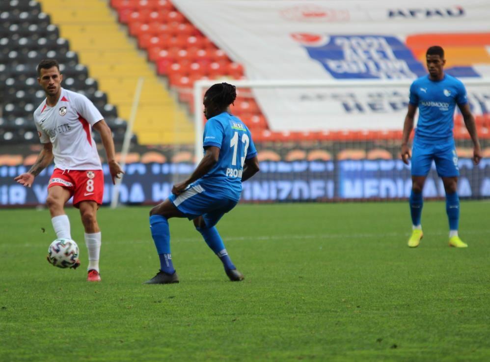 Gaziantep FK - Erzurumspor maç sonucu: 2-3 - Sayfa 2