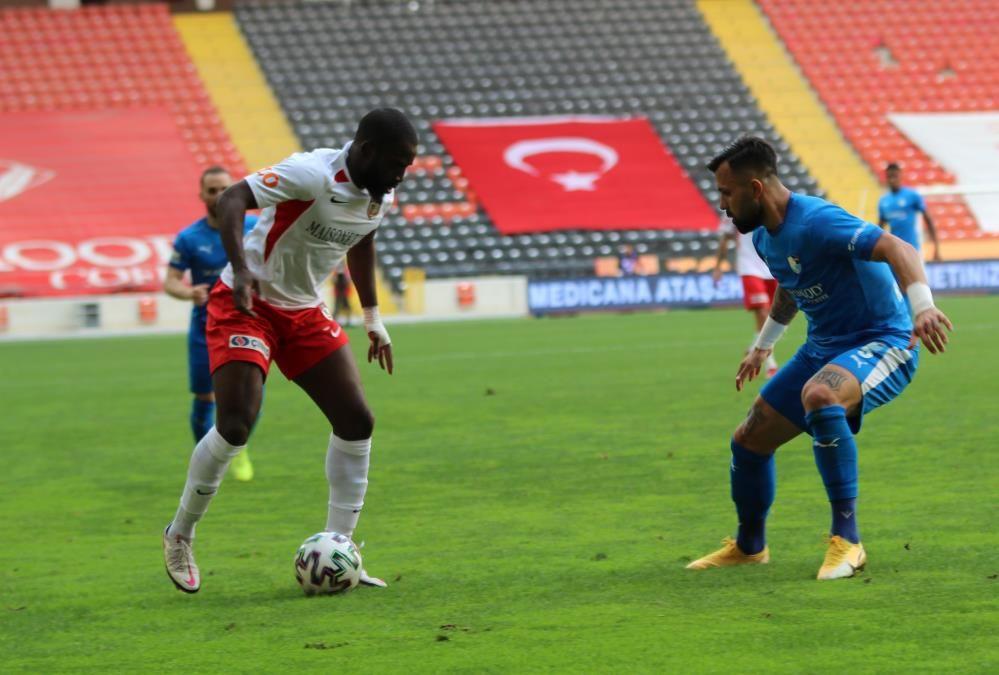 Gaziantep FK - Erzurumspor maç sonucu: 2-3 - Sayfa 3