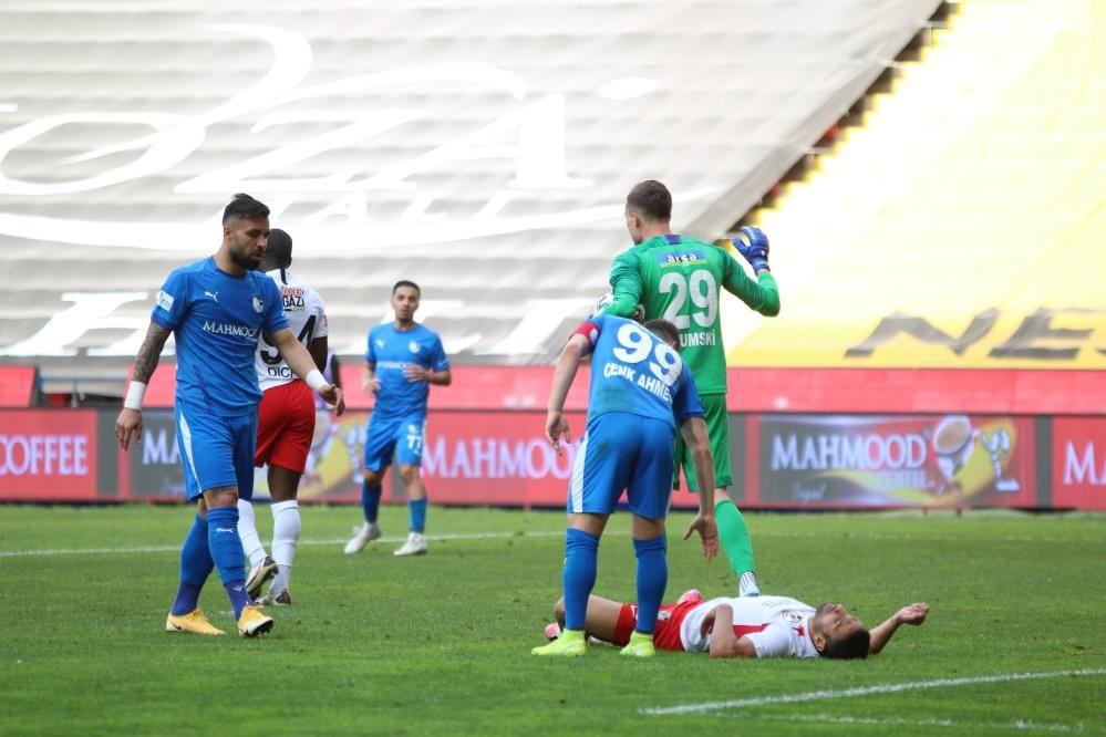 Gaziantep FK - Erzurumspor maç sonucu: 2-3 - Sayfa 4