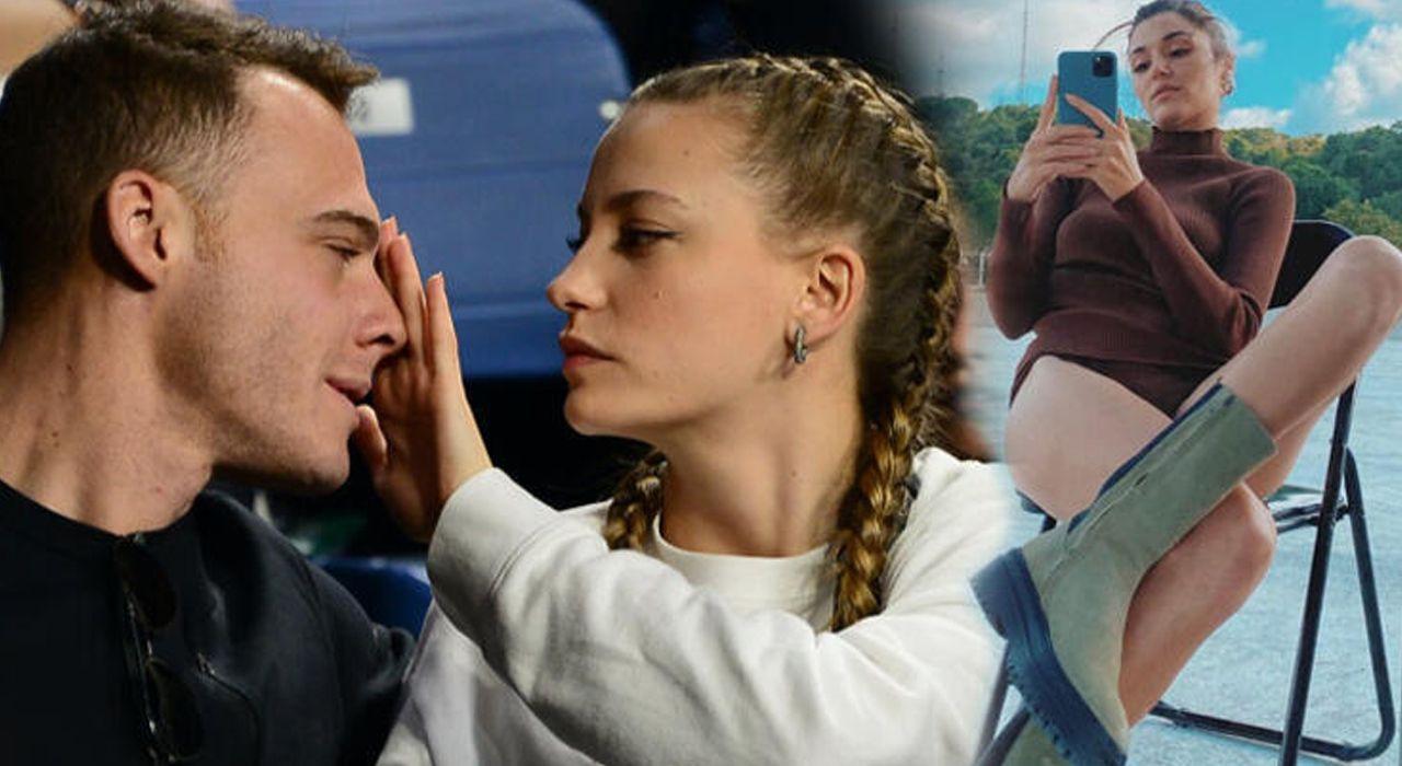 Kerem Bürsin Serenay Sarıkaya hamlesiyle şaşırttı; Hande Erçel ile el ele görüntülendi - Sayfa 2
