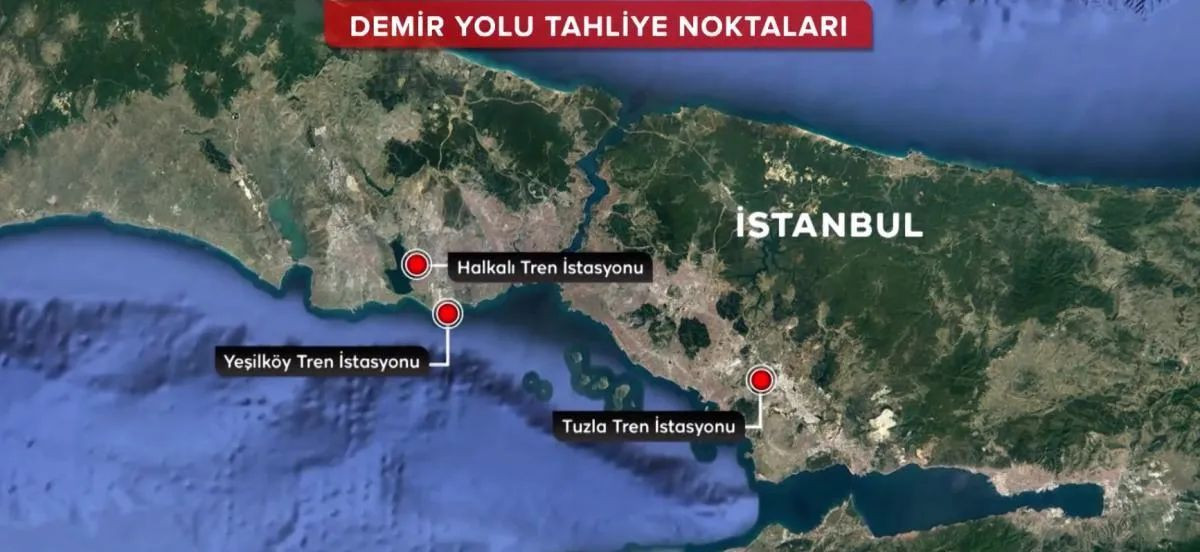İstanbul depremi için büyük hazırlık! - Sayfa 3