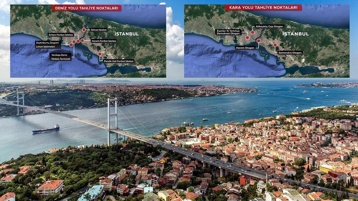 İstanbul depremi için büyük hazırlık! - Sayfa 1