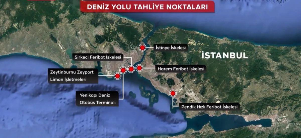 İstanbul depremi için büyük hazırlık! - Sayfa 2