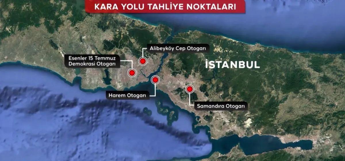 İstanbul depremi için büyük hazırlık! - Sayfa 4