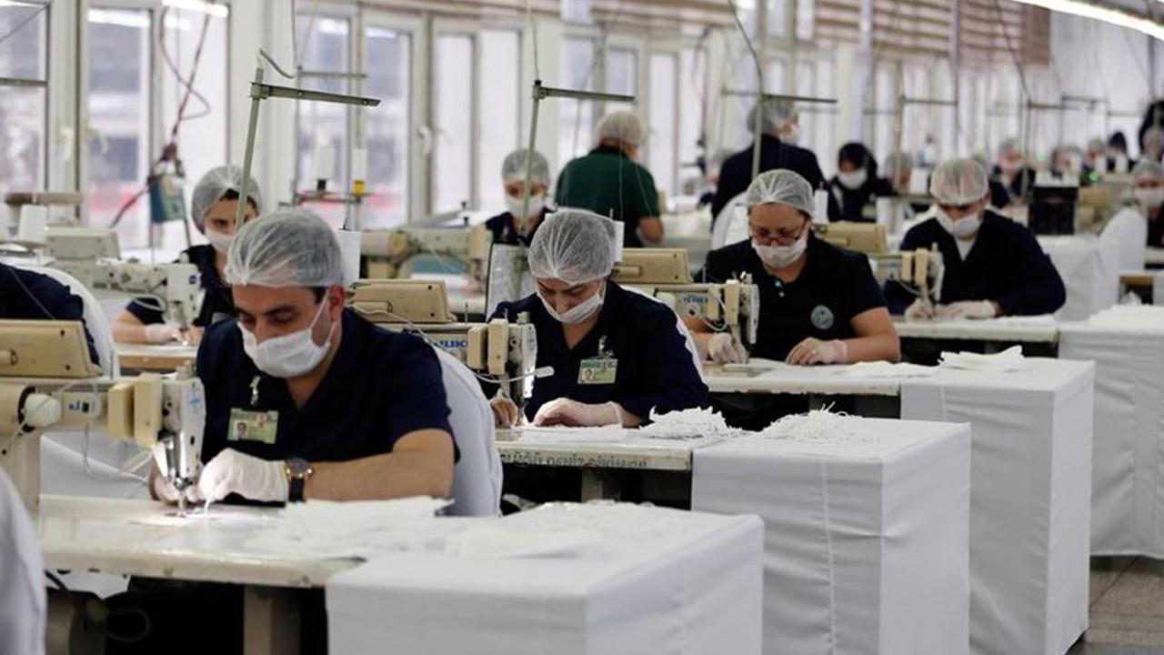 Üretim imalat ve temizlik gibi istisnalar hariç tüm işyerlerinin faaliyetlerine ara verildi