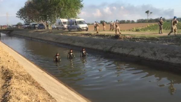 Osmaniye'de sulama kanalına düşen 2 kardeş kayboldu - Sayfa 1