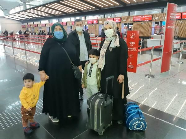 İstanbul Havalimanı'nda tam kapanma hareketliliği - Sayfa 1