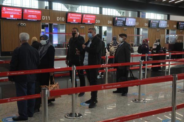 İstanbul Havalimanı'nda tam kapanma hareketliliği - Sayfa 2