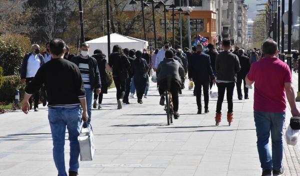 Sivas'ta 18 günlük kısıtlama öncesi yoğunluk - Sayfa 2