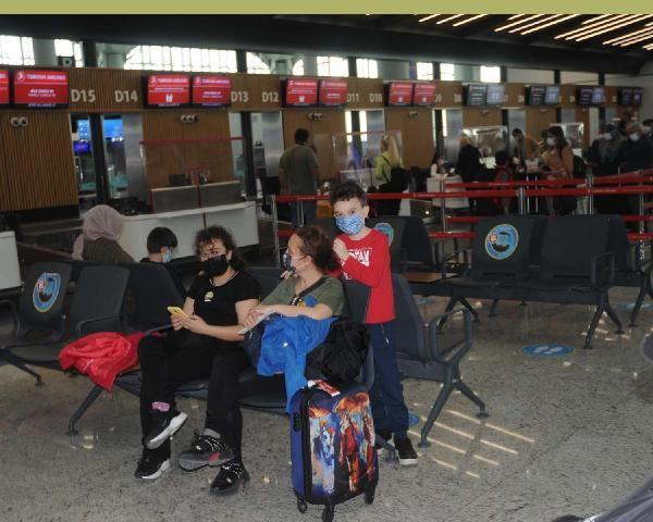 İstanbul Havalimanı'nda tam kapanma hareketliliği - Sayfa 3