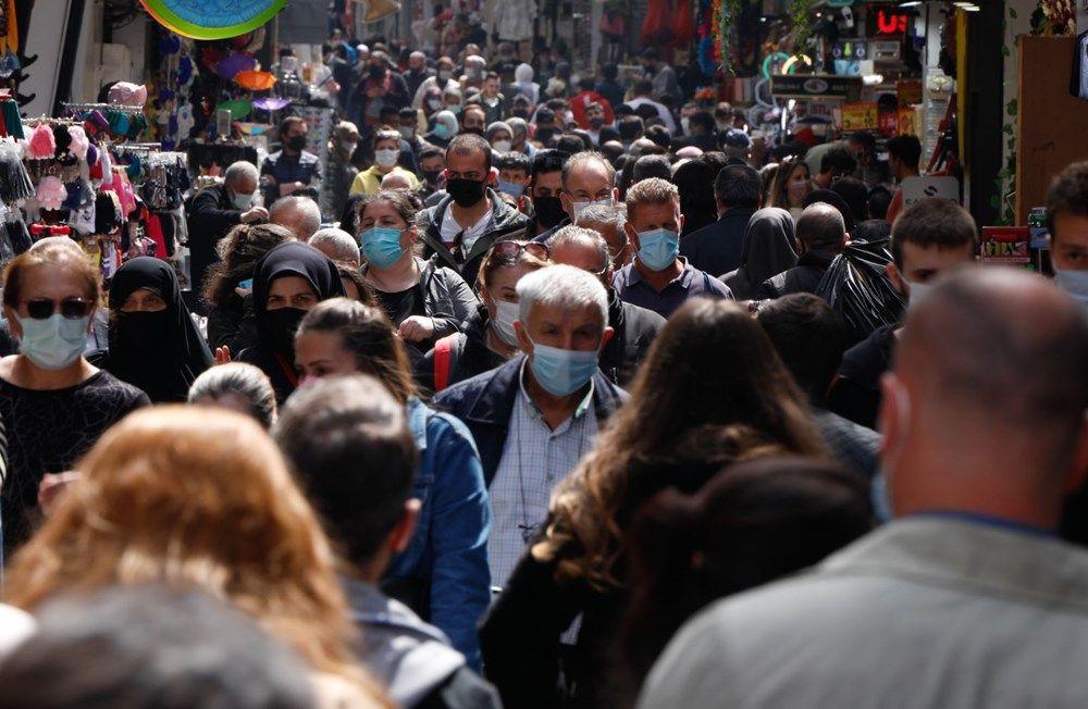 Eminönü'nde 'kapanma alışverişi' yoğunluğu - Sayfa 3