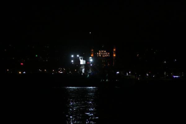 Yük gemisi İstanbul Boğazı'nda makine arızası yaptı - Sayfa 4