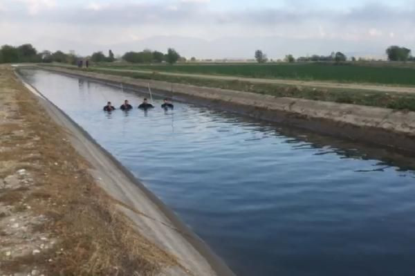 Osmaniye'de sulama kanalına düşen 2 kardeş kayboldu - Sayfa 4