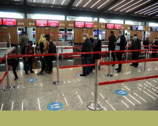İstanbul Havalimanı'nda tam kapanma hareketliliği - Sayfa 4