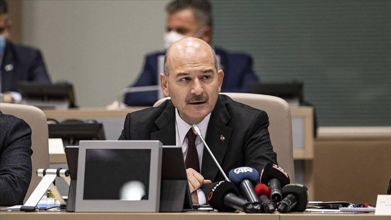 İçişleri Bakanı Süleyman Soylu'dan tam kapanma açıklaması