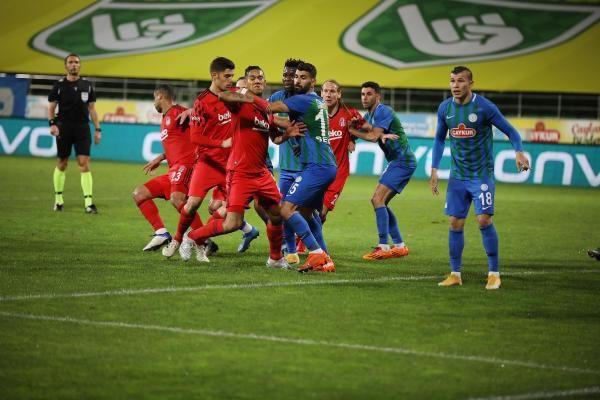 Beşiktaş, Rizespor deplasmanından 3 puanla döndü - Sayfa 1