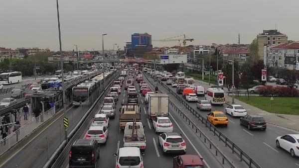 Tam kapanma öncesi İstanbul'dan kaçış; Yoğunluk yüzde 80'i aştı - Sayfa 2